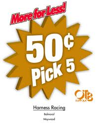 "It's an add for harness racing, but the ""more for less"" slogan definitely applies to the best bet in sports."
